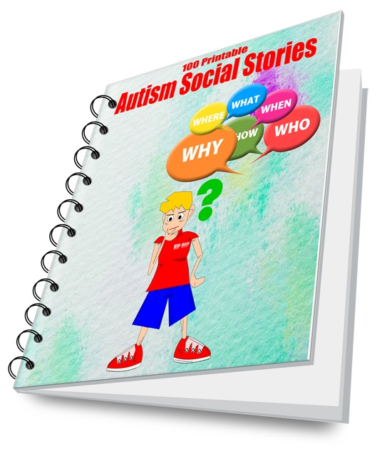 Autism social stories collection for immediae download,Download and print social skills stories,Social stories for immediate download,Autism social stories,30 Social Skills Stories